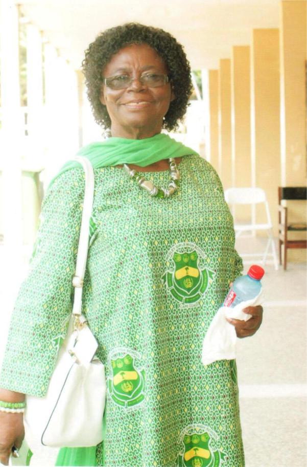 Mrs Acheampong